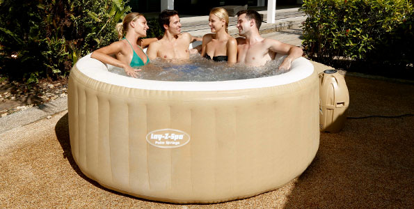best portable hot tub